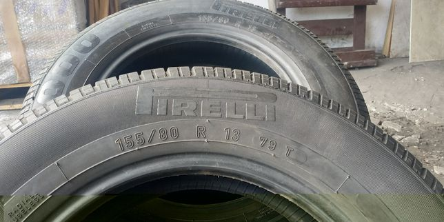 Opony Pirelli lato