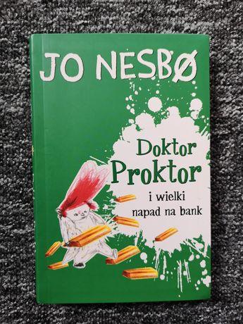 Książka Doktor Proktor Jo Nesbo