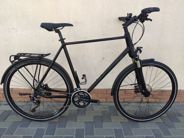 Топовый велосипед KTM Maranello Light Disc туринг на Full Shimano XT