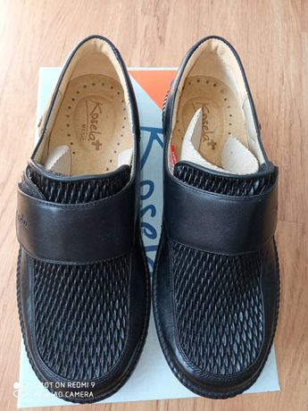 Buty nowe kosela medic 37 wkładka wewnętrzna 24,4cm