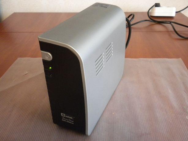Бесперебойник (ИБП) MustekPowermust 600, установка батареи