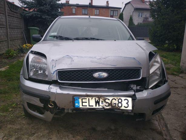 Ford Fussion 2004r Uszkodzony
