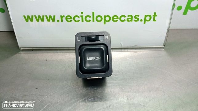 Botão Regulador Espelhos Honda Civic Vi Hatchback (Ej, Ek)