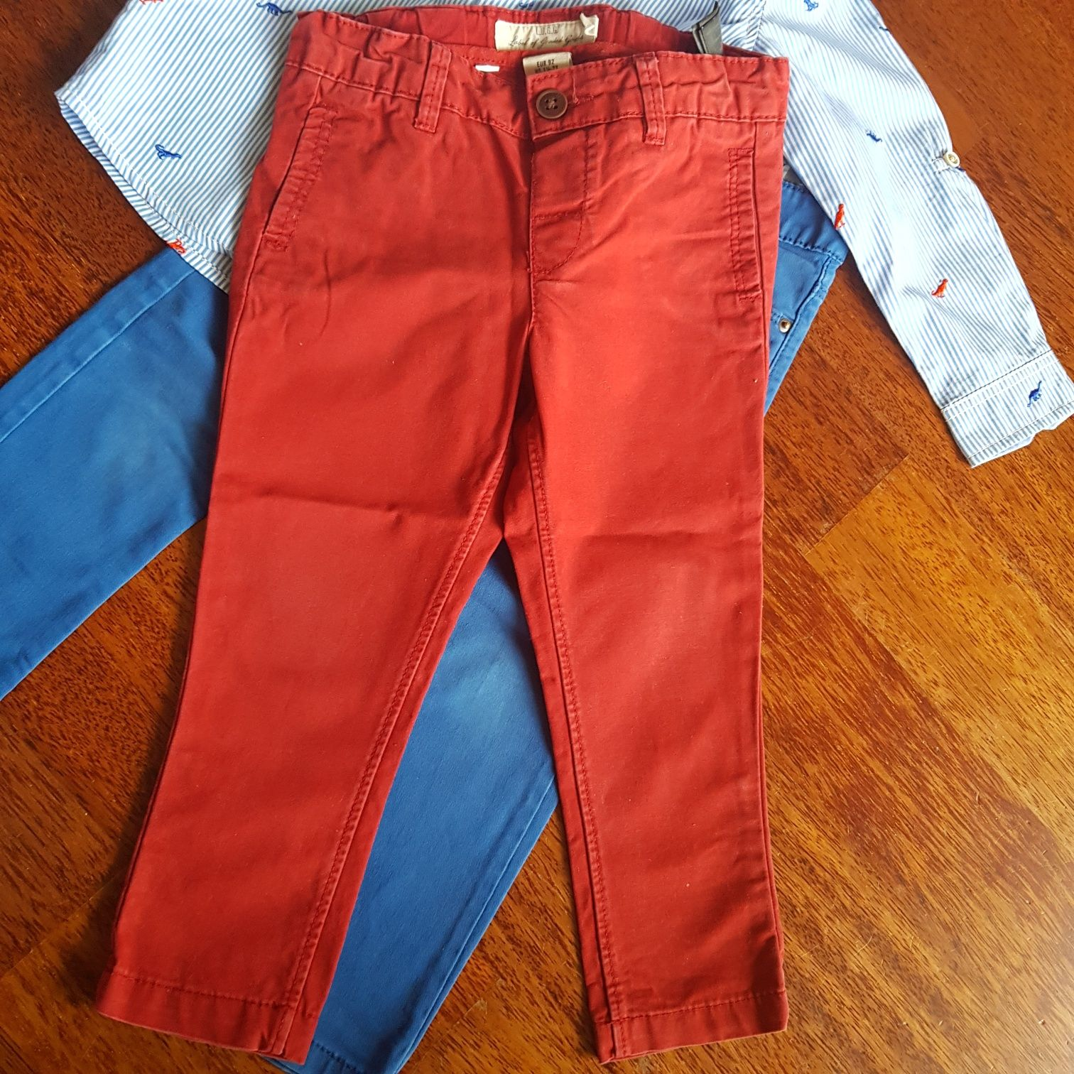 Spodnie H&M rozm. 98
