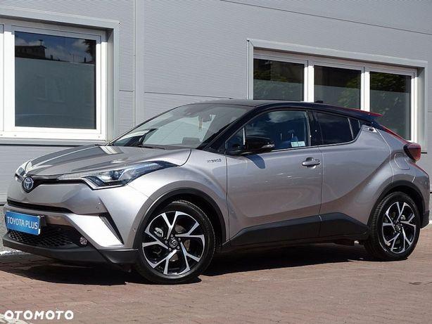 Toyota C-Hr 1,8 122km Hybryda Dynamic+Tech+Led Krajowy I
