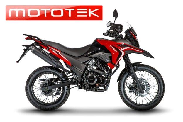 Мотоцикл LONCIN LX200GY-7A DS1 Кредит! Доставка по Украине!