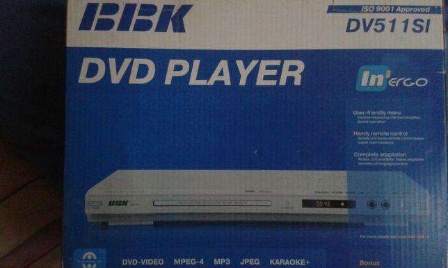 Продам DVD-плеер BBK DV511SI