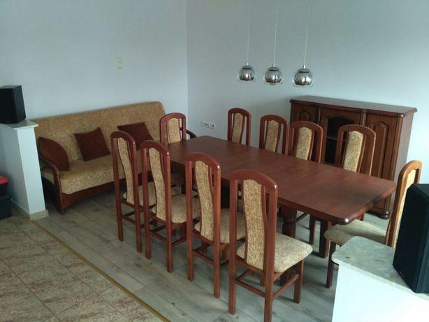 Stół krzesła 10 szt.