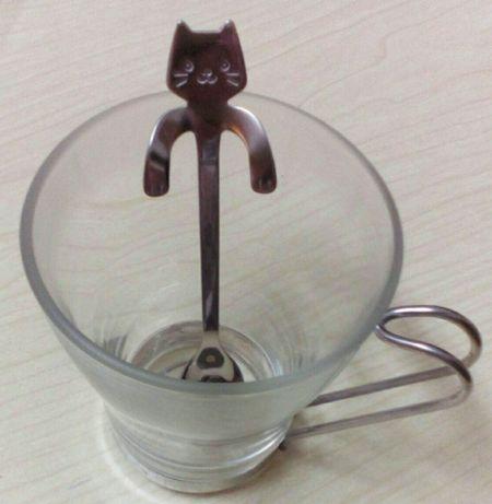 Colherzinha Gato.