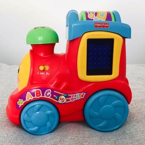 Comboio musical para bebé