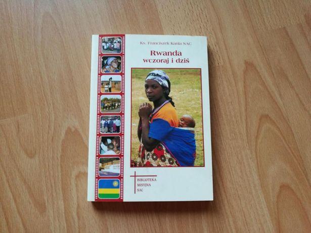 Rwanda wczoraj i dziś