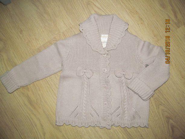 Sweter dziewczęcy rozm.92