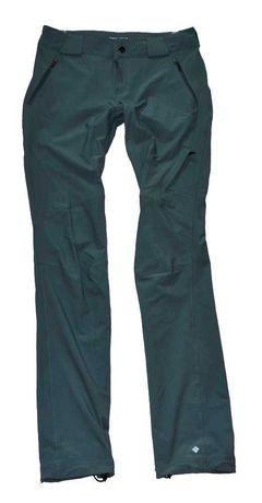 Spodnie softshell trekkingowe Columbia Titanium _ M