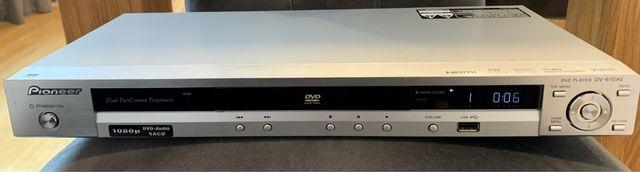 Odtwarzacz CD/DVD Pioneer DV-610AV