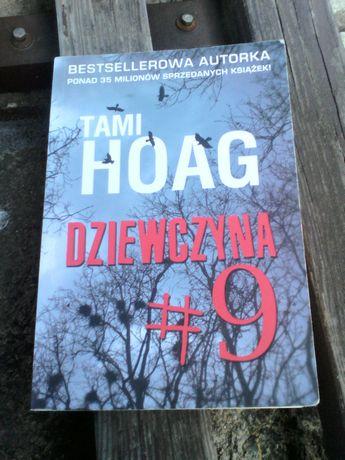 """63. Kryminał- Książka ,, Dziewczyna #9"""""""