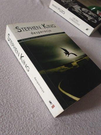 Książka Desperacja Stephen King Wysyłka 1 zł