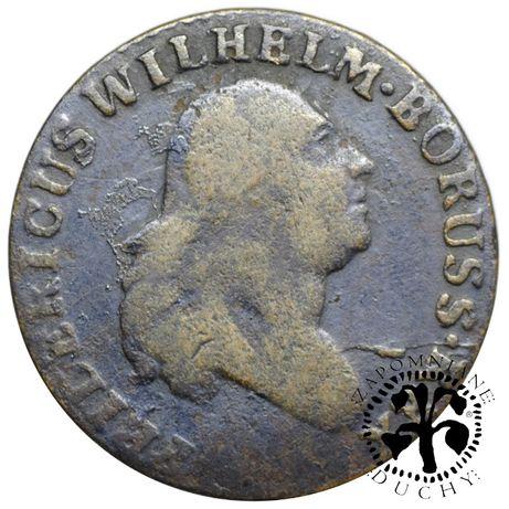 Prusy Południowe grosz 1797 r. B Wrocław (nr.1)