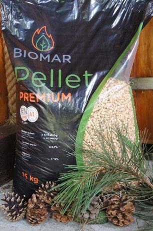 Pellet drzewny sosnowy! Producent Certyfikat ENplus A1