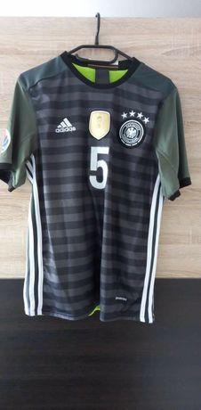 Koszulka dfb Niemcy #5 Hummels rozm S