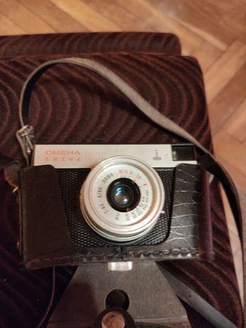 PRL aparat fotograficzny Smiena