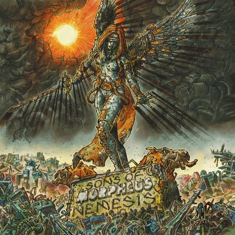 Sons Of Morpheus - Nemesis (2LP) 2017 WINYL | NOWA W FOLII