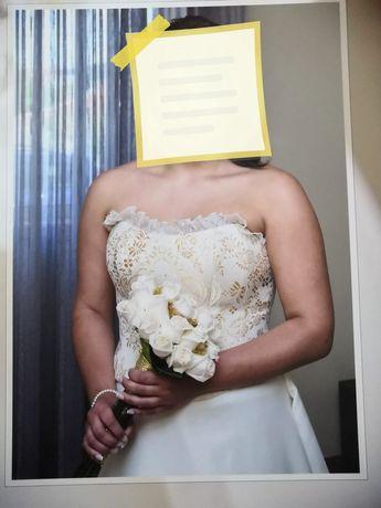 Vestido noiva Pepe Botella como novo