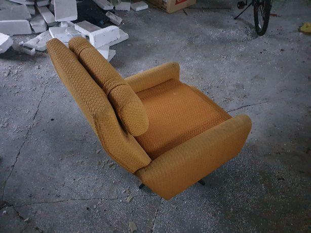 stare krzesła i fotel PRL - polecam