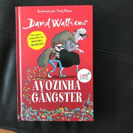 Avozinha Gangster - Plano Nacional de Leitura