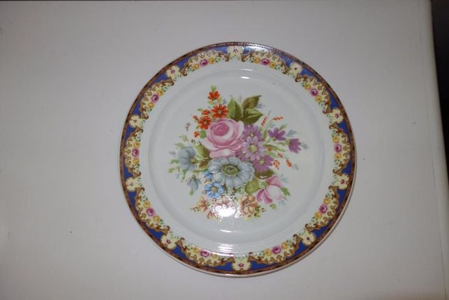 Terrina com prato Limoges