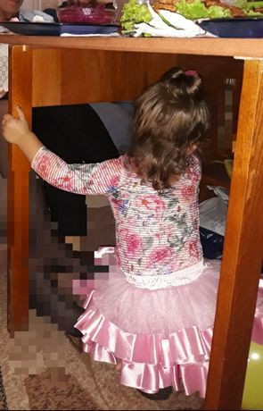 Наряд, костюм, платье , кофта и юбка фатин, ту-ту, пачка