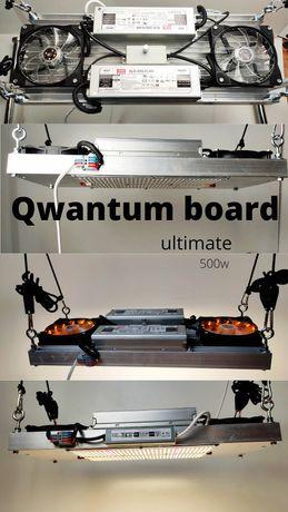 Лампа led , quantum board 500w