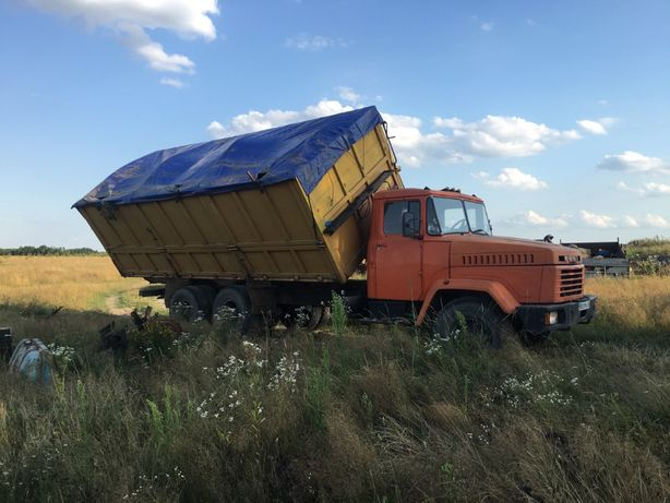 продам КРАЗ 6510