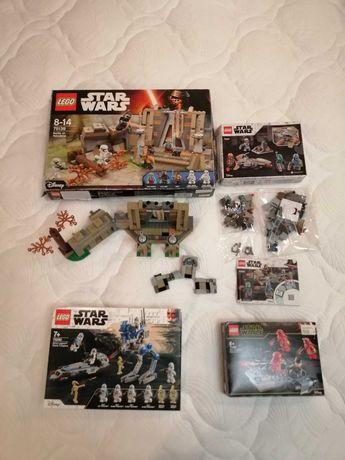 Lego star wars, лего звёздные войны 75139,75280,75266,75267