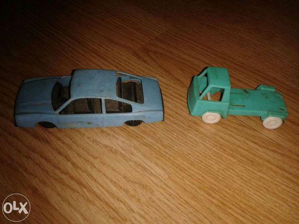 Stare samochodziki kioskowce