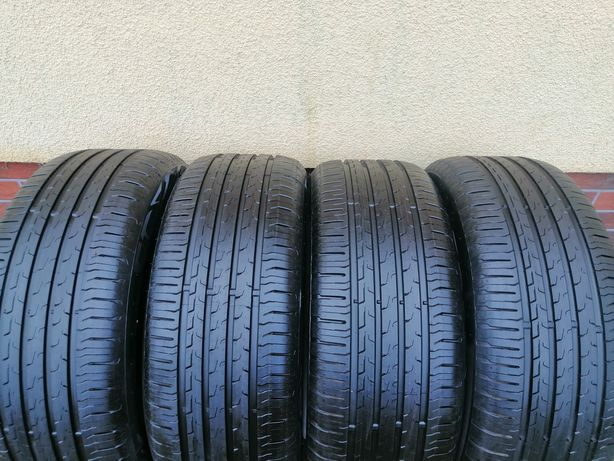 4x 235/55 R18 100V Continental EcoContact6 jak Nowe 2020r