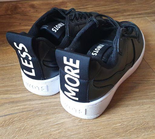 Kwots buty r. 38 skórzane sneakersy
