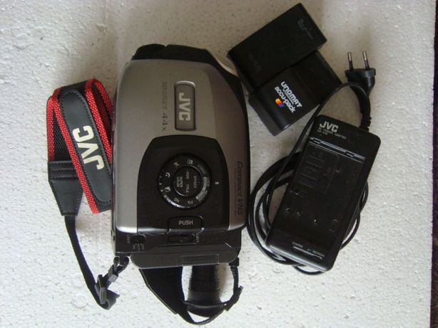 jvc gr-ax780e Видеокамера