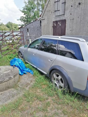 Audi Allroad 2.7bi turbo gaz