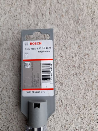 Wiertło Bosch sds