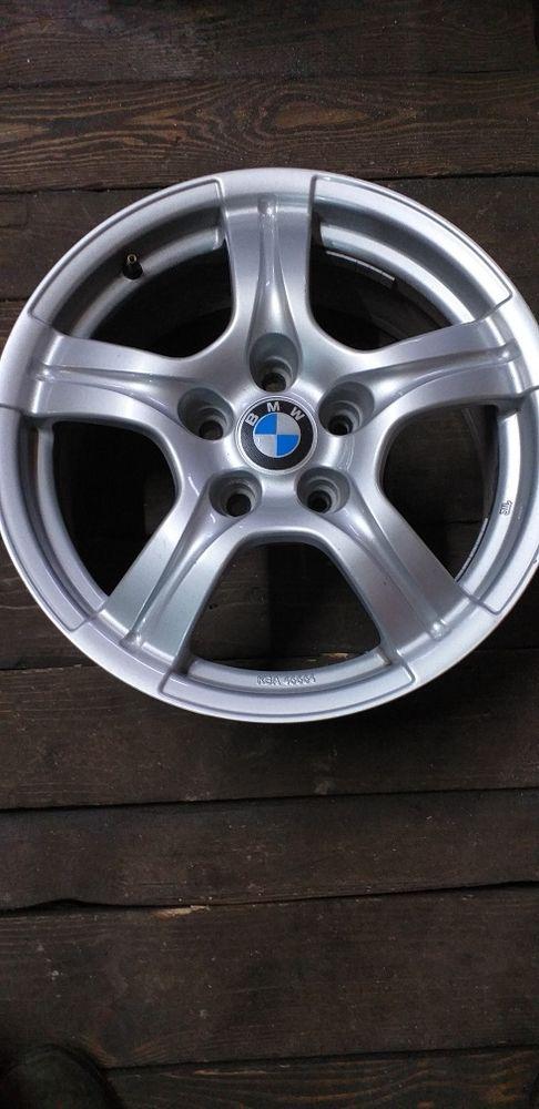 "Felgi aluminiowe 17"" 5x120 BMW T5 Kozy - image 1"