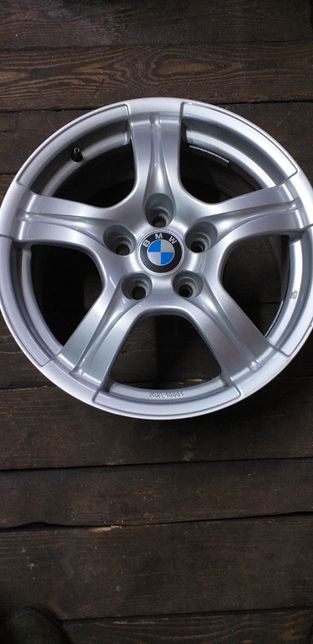 "Felgi aluminiowe 17"" 5x120 BMW T5"