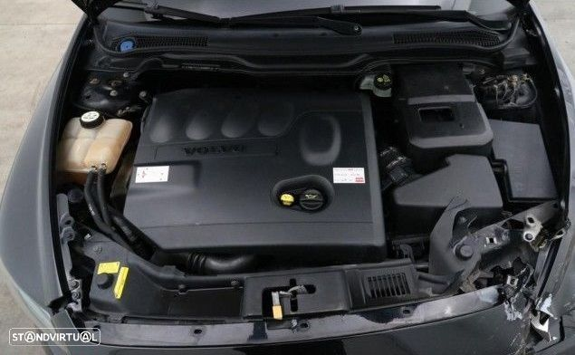 Motor Volvo C30 C70 S40 V50 S80 2.0d 136cv D4204T2 D4204T1 Caixa de Velocidades Arranque Alternador