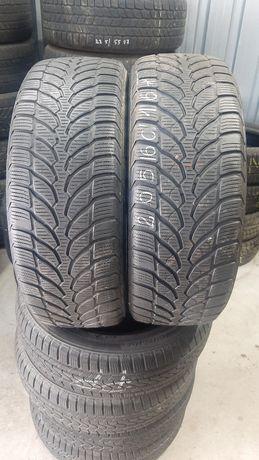 Opony zimowe Bridgestone 205/60 16, 2015rok