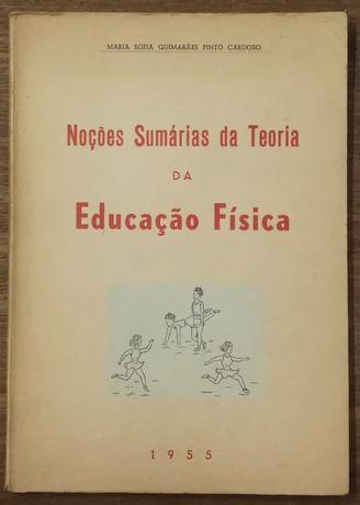 noções sumárias da teoria da educação física, 1955