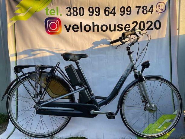 Електро-велосипед Электро-велосипед SPARTA  Nexus 7 планетарка