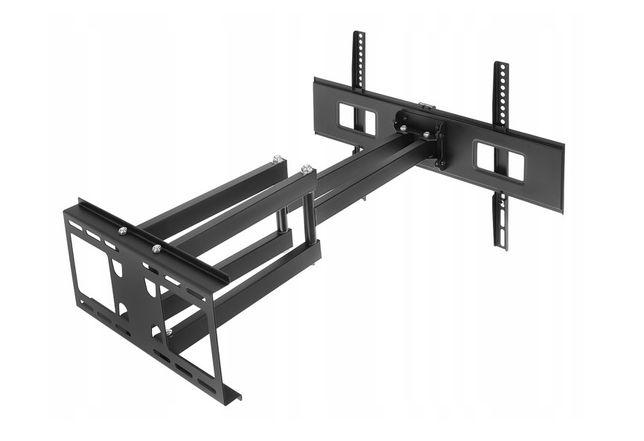 uchwyt do telewizora długi 68 cm wieszak TV 32-60 cali i do 20 kg