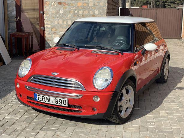 Mini Cooper R50 под растоможку!