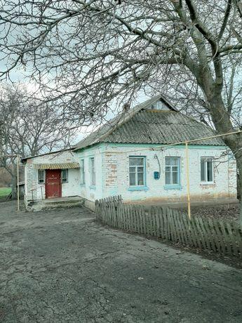 Продам будинок в с. Федіївка, Бобринецького р-ну.