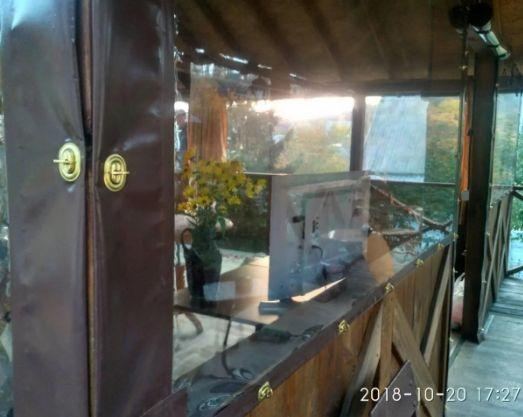 Шторы ПВХ для кафе, СТО, автомоек, мягкие окна для дома