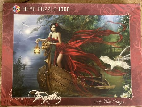 Heye puzzle 1000 пазлы